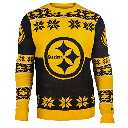 Pittsburgh Steelers Ugly Sweater, Steelers Christmas Sweater, Ugly ...