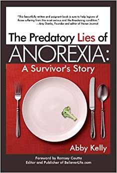 eating disorders, book, recovery, Christian, faith