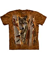 The Mountain The Guardian Adult T-shirt