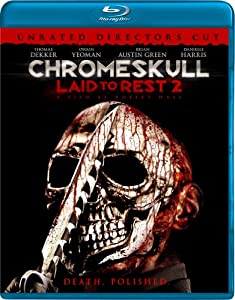 ChromeSkull: Laid to Rest 2 [Blu-ray]