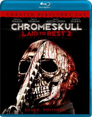 Chromeskull: Laid to Rest 2 [Reino Unido] [Blu-ray]