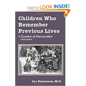 Children Who Remember Previous Lives Ian Stevenson M.D.