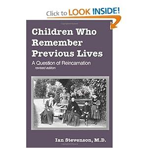 Children Who Remember Previous Lives Ian Stevenson M.D.