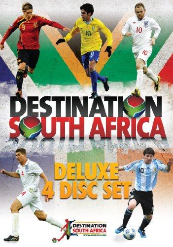 DESTINATION SOUTH AFRICA 2010 [IMPORT ANGLAIS] (IMPORT)  (COFFRET DE 4 DVD)