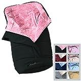 Infantastic� WIFS01black baby sleeping bag winter footmuff warmer for stroller car seat blackby Infantastic�