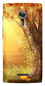 WOW Printed Designer Mobile Case Back Cover For Alcatel Flash 2