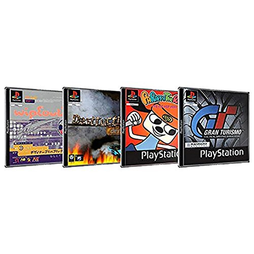 official-sony-playstation-games-coasters-volume-1-4-pack