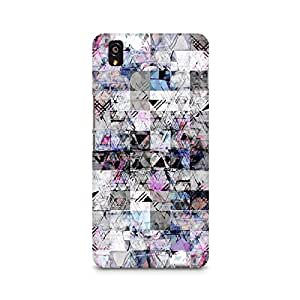 Motivatebox- Fusion Skull Premium Printed Case For OnePlus X -Matte Polycarbonate 3D Hard case Mobile Cell Phone Protective BACK CASE COVER. Hard Shockproof Scratch-