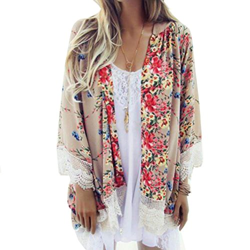 mixmax-women-ethnic-lace-floral-lace-flowy-sheer-crop-sleeves-loose-chiffon-kimono-cardigan-blouse-t