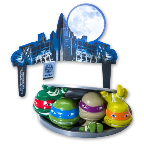 Teenage-Mutant-Ninja-Turtles-Turtles-to-Action-DecoSet-Cake-Decoration