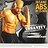 INSANITY Fast and Furious Abs DVD Workout