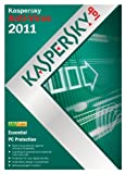 Kaspersky Anti Virus 2011, 1 PC, 1 Year Subscription (PC)