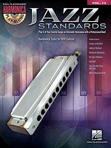 Harmonica Play-Along: Jazz Standards (Hal Leonard Harmonica Play-Along)