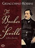 The Barber of Seville in Full Score (Dover Music Scores)
