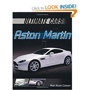 Aston Martin (Ultimate Cars)