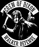 TWD-Crew-of-Dixon-Baumwolltasche