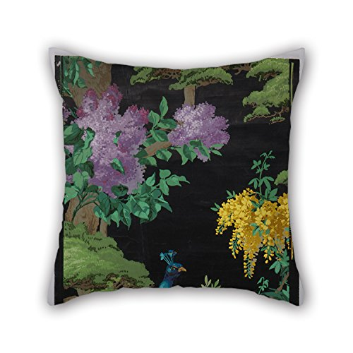 Loveloveu Pillowcover Of Oil Painting Arthur Sanderson Sons, Ltd. - The Cedar Tree,for Couch,indoor,wife,bar Seat,adults,coffee House 20 X 20 Inches / 50 By 50 Cm(twin Sides) (Cedar Wine Press compare prices)