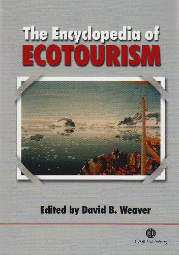 The Encyclopedia of Ecotourism