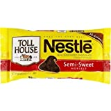 Nestle Semi Sweet Morsels 6 OZ (170g) Bag