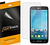 [6-Pack] SUPERSHIELDZ- High Definition Clear Screen Protector For LG Optimus L90 (T-Mobile) + Lifetime Replacements Warranty [6-PACK] - Retail Packaging
