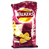 Walkers Smokey Bacon Crisps 6 Pack 150g