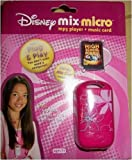 Disney Princess Mix Micro MP3 Player with High School Musical Mix Clip Card Included
