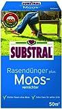Substral Rasendünger plus Moosvernichter f. 50 m² - 2 kg