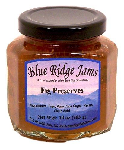 Blue Ridge Jams: Fig Preserves, Set of 3 (10