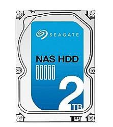 Seagate NAS HDD 2TB SATA 6GB NCQ 64 MB Cache Bare Drive ST2000VN000