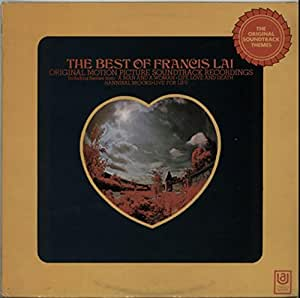 Francis Lai - Colonna Sonora Originale Love Story