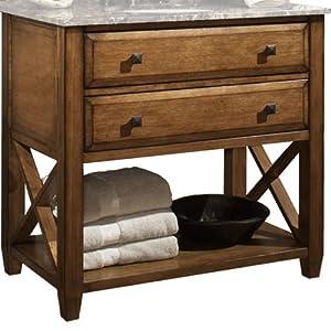 Casual Elements Bathroom Vanity Cabinet 36 Inch