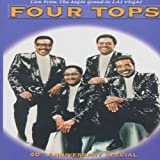 echange, troc  - The Four Tops - Live at the MGM Grand [Import USA Zone 1]