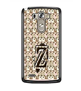 PrintDhaba LGG3bet Z D-1269 Back Case Cover for LG G3 (Multi-Coloured)