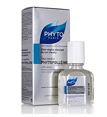 PHYTO PHYTOPOLLÉINE Botanical Scalp Treatment, 0.8 fl. oz.