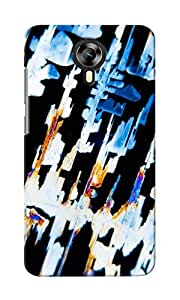CimaCase Abstract Designer 3D Printed Case Cover For Micromax Canvas Xpress 2 E313