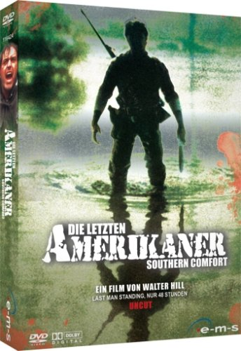 Die letzten Amerikaner - Southern Comfort (Metallschuber) [Limited Edition]
