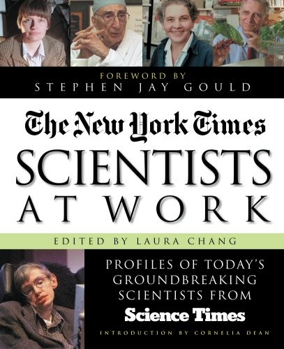 Scientists at Work: Profiles of Today's Groundbreaking Scientists from Science Times