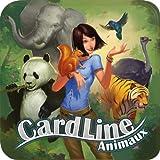 Asmodée - CARANIM01 - Jeu Enfants - Cardline Animaux - Version Métal