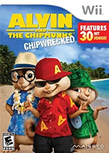 Alvin and the Chipmunks: Chipwrecked - Nintendo Wii