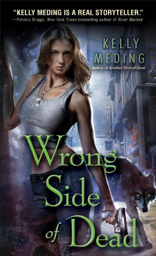 Image of Wrong Side of Dead (Dreg City, Book 4)