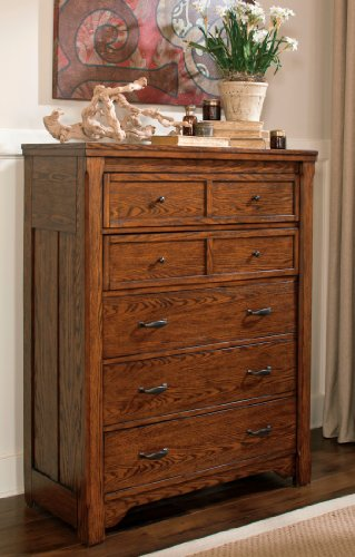 Chimerin Five Drawer Chest front-836156