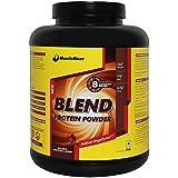 MuscleBlaze Blend Protein, 2 Kg / 4.4 Lb Chocolate