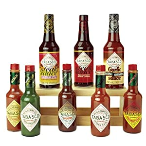 Tabasco Large Gift Box from McIlhenny Company
