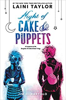 Book Cover: Night of Cake & Puppets