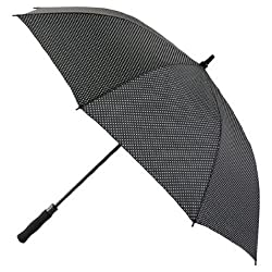 Inesis Dry-Dots-Umbrella, Adult (Black)