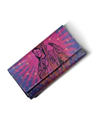Mad(e) In India Clutch (Multicolor) (fawala000009)