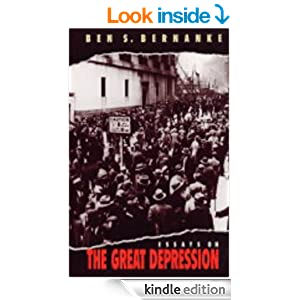 ben bernanke essays on the great depression Ben bernanke has had his finger on the pulse of macroeconomic  in the preface  to bernanke's 2004 book, essays on the great depression,.