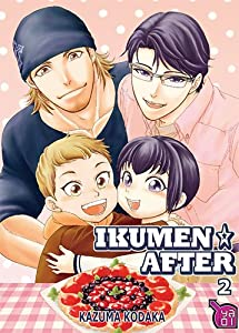 Ikumen After Edition simple Tome 2