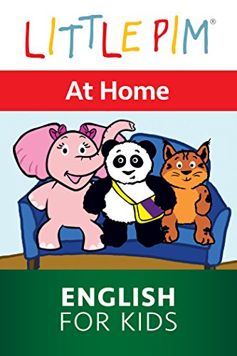 Little Pim: At Home - English for Kids