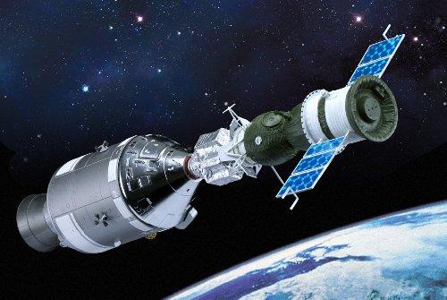 1/72 アポロ18号+ソユーズ19号